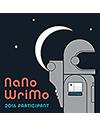 logo nanowrimo participant 2016
