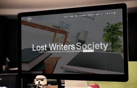 Lost Writers society Site auteurs et écrivain - c. m. lewden
